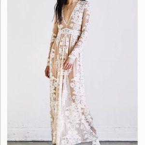 SALE!!! Temecula Maxi Dress Bridal Bachelorette wedding